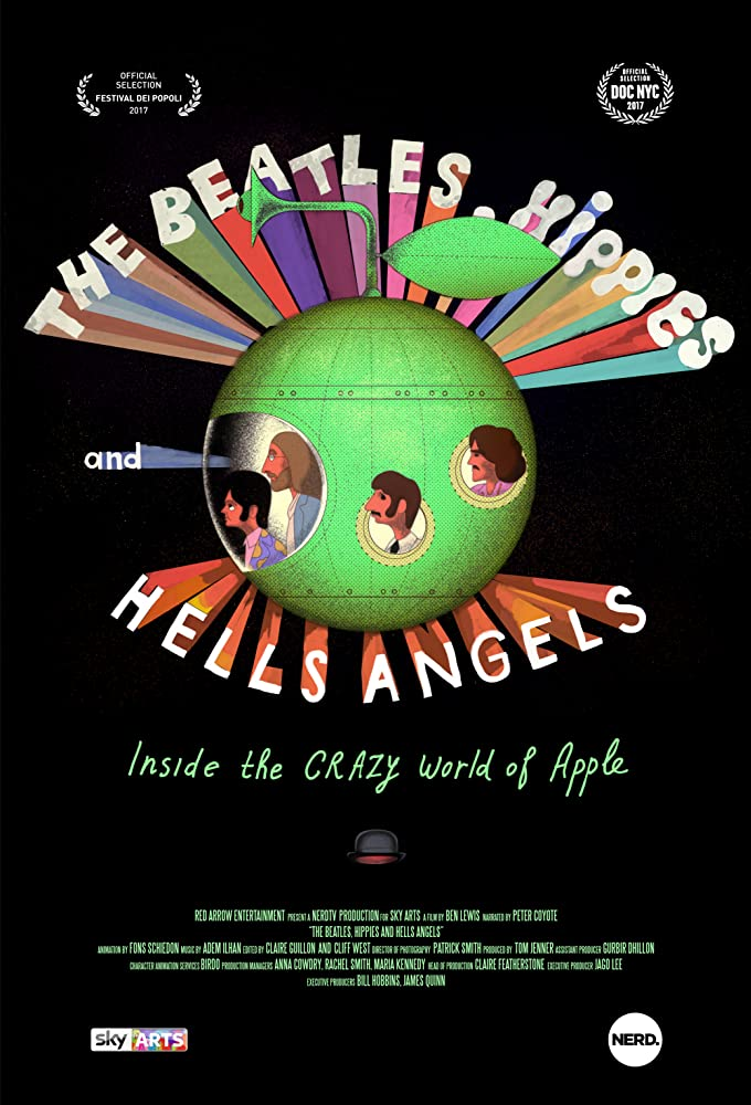 The Beatles, Hippies and Hells Angels: Inside the Crazy