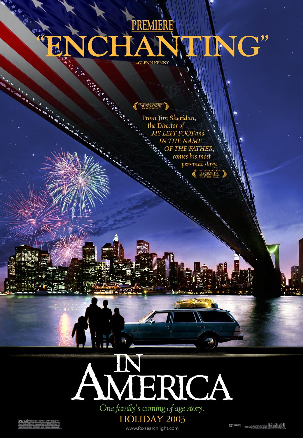 In America (2002) BluRay 480p, 720p & 1080p