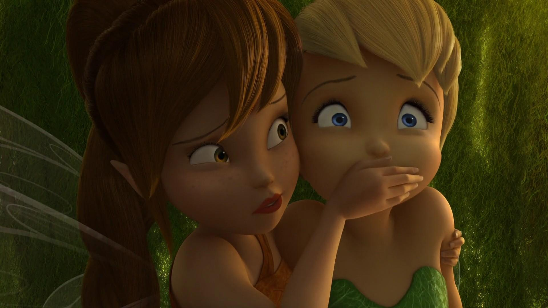 Tinkerbell and the Legend of the Never Beast (2014)