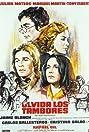 Olvida los tambores (1975) Poster