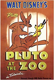 Pinto Colvig in Pluto at the Zoo (1942)