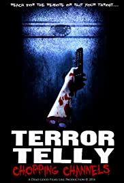 Terror Telly: Chopping Channels Poster