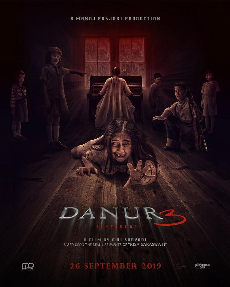 Poster film 'Danur 3: Sunyaruri'