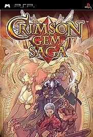 Crimson Gem Saga Poster