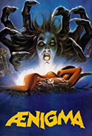 Aenigma (1987) Poster - Movie Forum, Cast, Reviews