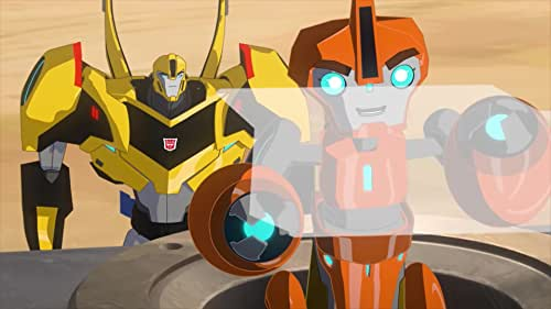 Transformers: Robots In Disguise (Trailer 1)