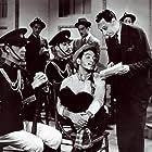 Cantinflas, Enrique Carrillo, Agustín Isunza, and Max Langler in Ahí está el detalle (1940)