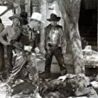 Gene Autry, The Cass County Boys, Kenne Duncan, and Tex Terry in Sioux City Sue (1946)