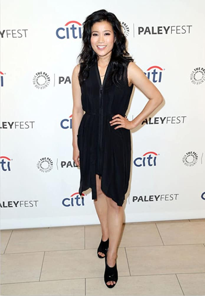 Jadyn Wong attends the 2014 Paley Fest Fall TV Previews honoring CBS' Scorpion at The Paley Center for Media in Beverly Hills. September 7, 2014.