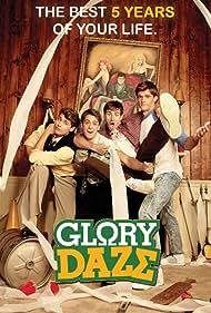 Drew Seeley, Matt Bush, Kelly Blatz, and Hartley Sawyer in Glory Daze (2010)