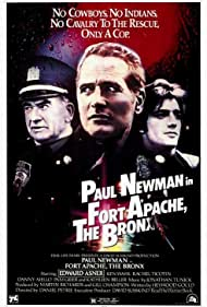 Fort Apache the Bronx (1981) Poster - Movie Forum, Cast, Reviews