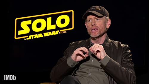 Ron Howard Compares Alden Ehrenreich and Harrison Ford