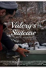 Valery's Suitcase Poster