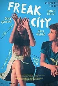 Luke Piplies and Dana Cermane in Freak City (2020)