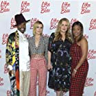 Rose Byrne, Jennifer Coolidge, Billy Porter, and Tiffany Haddish at an event for Like a Boss (2020)