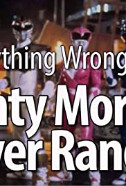 Everything Wrong with Mighty Morphin Power Rangers: The Movie Poster