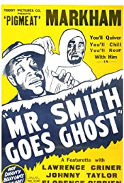 Mr. Smith Goes Ghost Poster