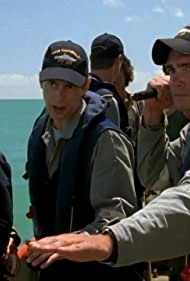 Jeremy Lindsay Taylor, Lisa McCune, and Kristian Schmid in Sea Patrol (2007)