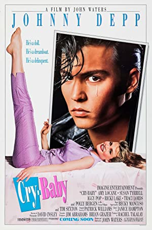 Cry-Baby Poster Image