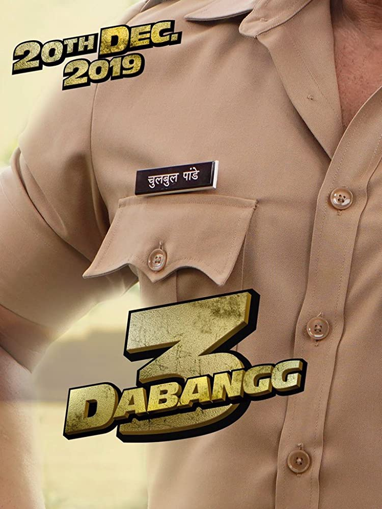 Dabangg 3 (Tamil)
