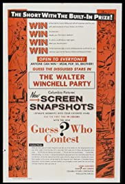 Screen Snapshots: The Walter Winchell Party Poster