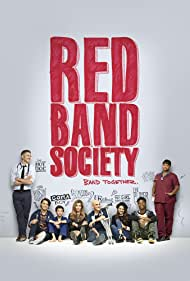 Octavia Spencer, Dave Annable, Charlie Rowe, Ciara Bravo, Griffin Gluck, Nolan Sotillo, Zoe Levin, and Astro in Red Band Society (2014)