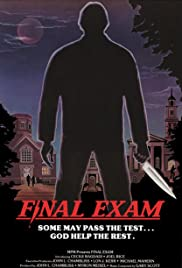 Final Exam (1981) Poster - Movie Forum, Cast, Reviews