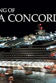 The Sinking of the Concordia: Caught on Camera Poster