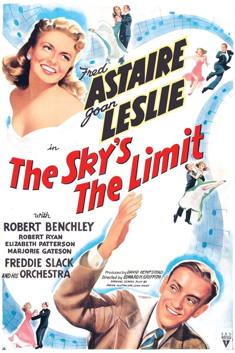 The Sky's the Limit (1943) - IMDb