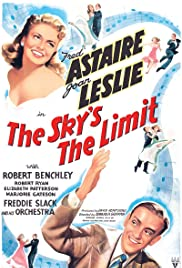 The Sky's the Limit(1943) Poster - Movie Forum, Cast, Reviews