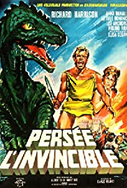 Perseus Against the Monsters Poster