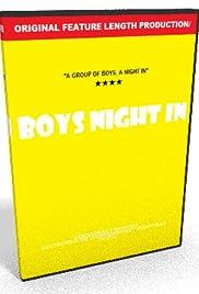Boys Night In Poster
