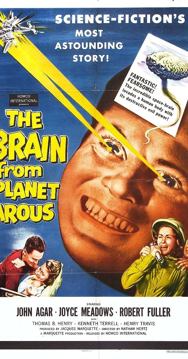 The Brain From Planet Arous 1957 Imdb