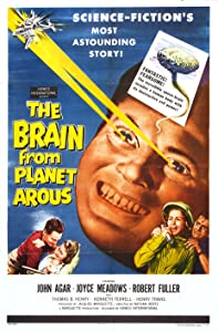 Movies website for free download The Brain from Planet Arous USA [1920x1080]