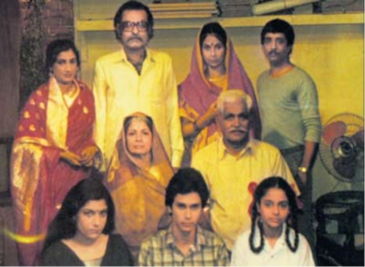 'हम लोग' हिंदी का पहला धारावाहिक था