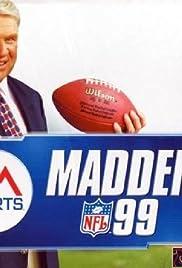Madden NFL 99 Poster