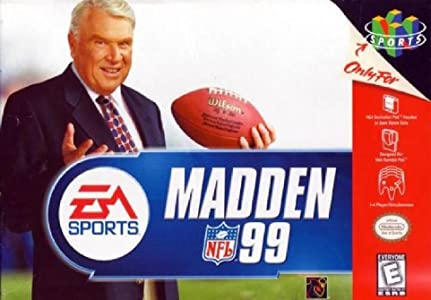 Top 10 websites movie downloads Madden NFL 99 [hd1080p]
