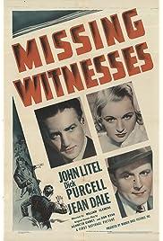 ##SITE## DOWNLOAD Missing Witnesses (1937) ONLINE PUTLOCKER FREE