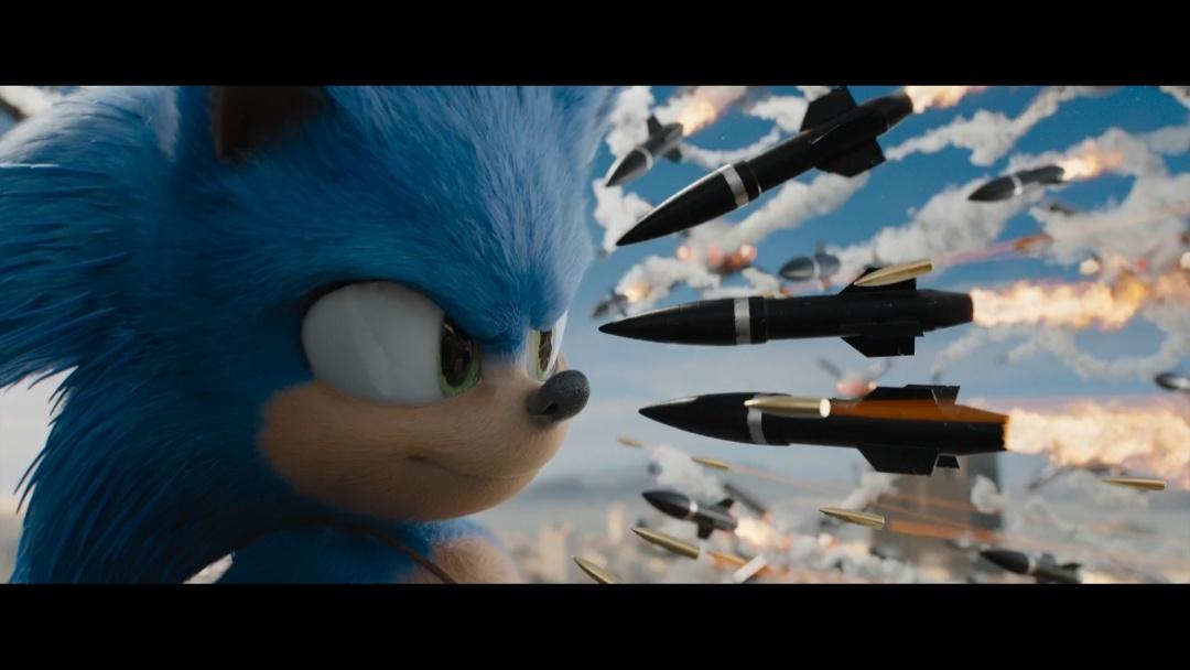 دانلود فیلم سونیک خارپشت Sonic the Hedgehog 2019