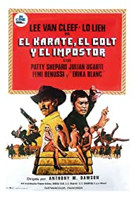 El karate el Colt y el impostor (1974)