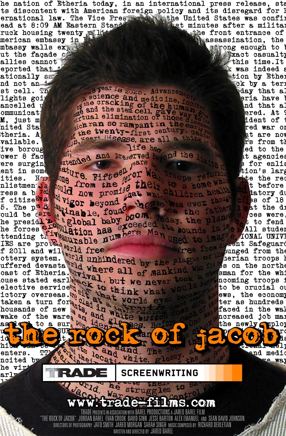 Jordan Barel in The Rock of Jacob (2005)