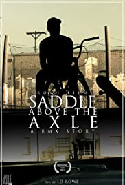 Saddle Above the Axle Poster