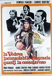 La vedova inconsolabile ringrazia quanti la consolarono (1973)