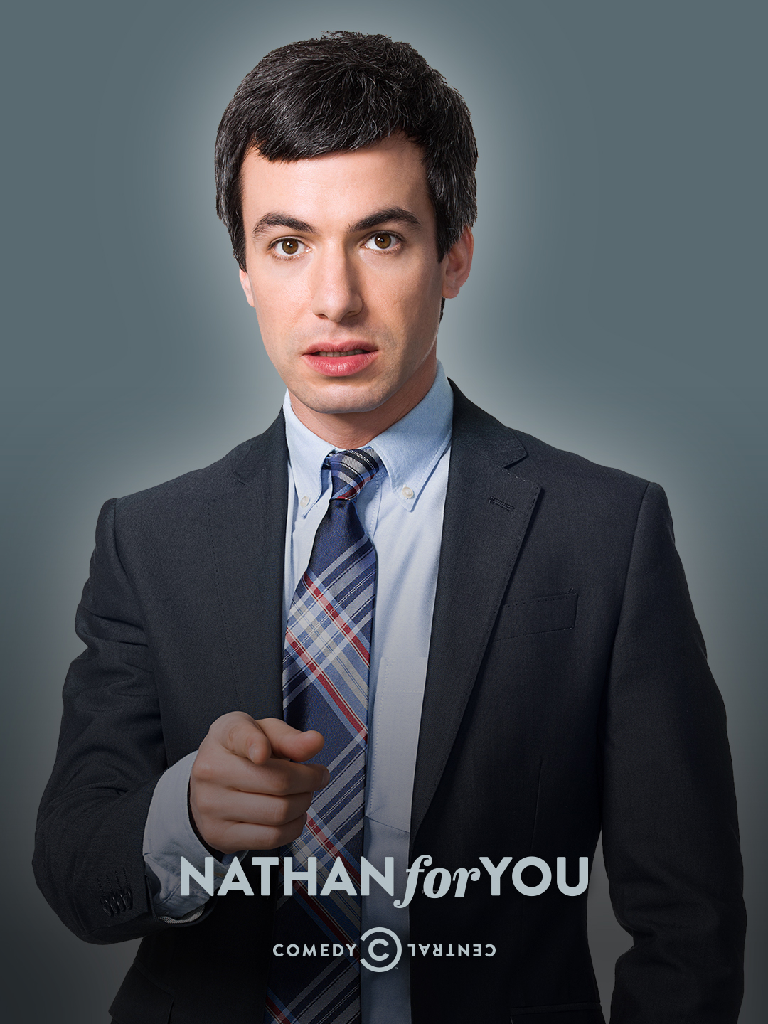 Neitanas skuba į pagalbą (1 Sezonas) / Nathan for You Season 1