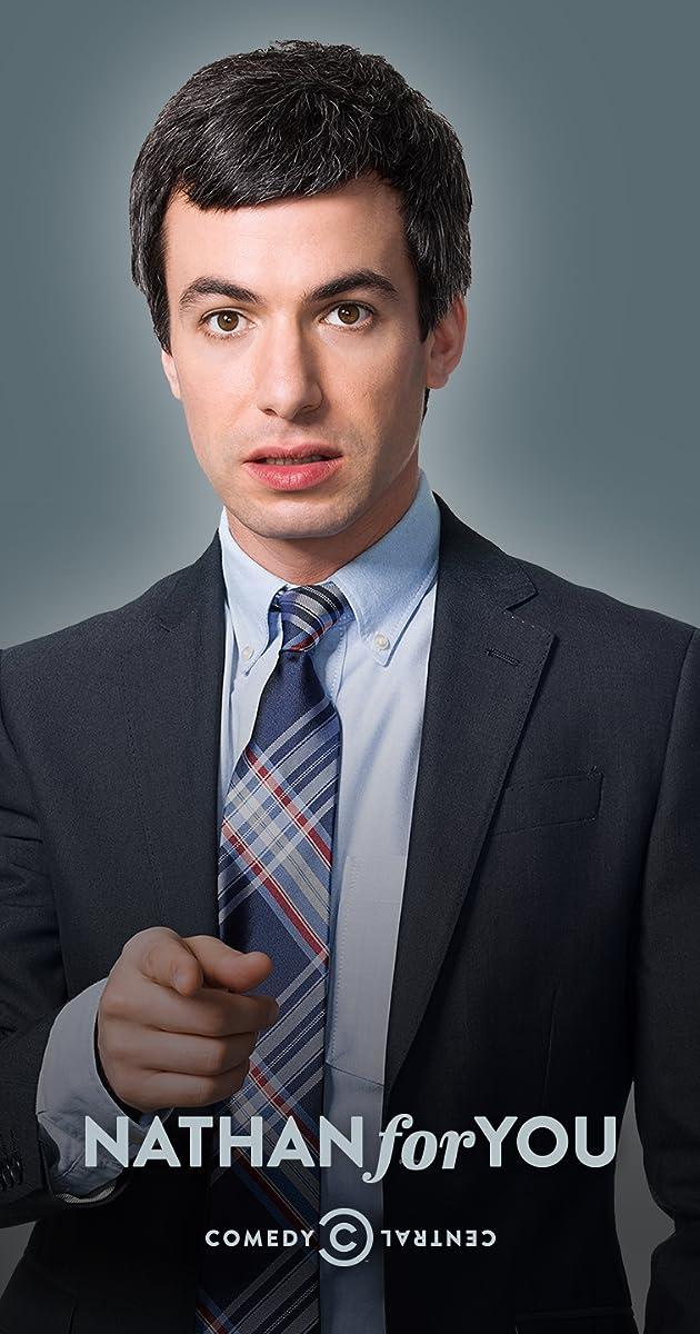 Nathan for You (TV Series 2013–2017) - IMDb