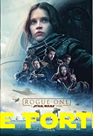 Force Fortnight: Rogue One Film Discussion Poster