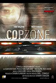 Cop Zone Poster