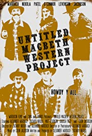 Untitled Macbeth Western Project Poster