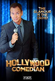 Hollywood Comedian Poster