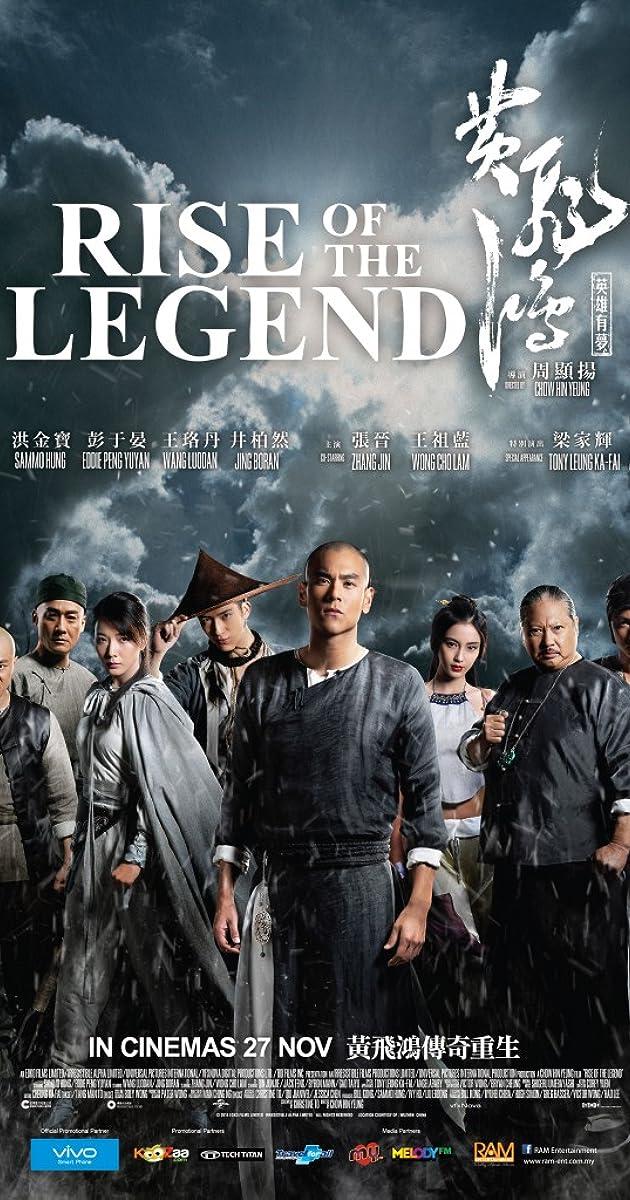Hoàng Phi Hồng: Bí Ẩn Một Huyền Thoại - Rise of the Legend (2014)